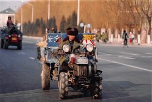 China Beijing Cart on Road