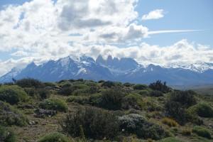 Nice Patagonia Tiarra Chile Mountains