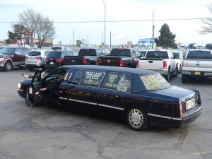 Big texan limo-1