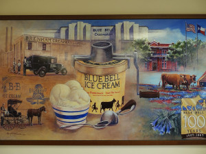 Blue Bell Painting-1
