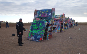 Cadillac Ranch - Boca to LA-2