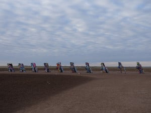 Cadillac Ranch far side-1