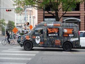 DJ Cannon Camo Truck-Austin-1