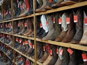 Lots of Cowboy Boots-1