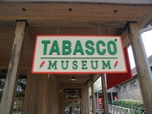 Tabasco Museum Sign2-1