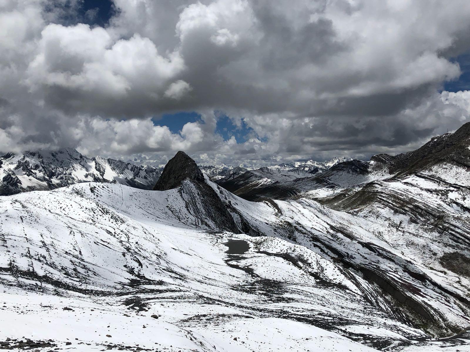 Great Shot of Mountain Range