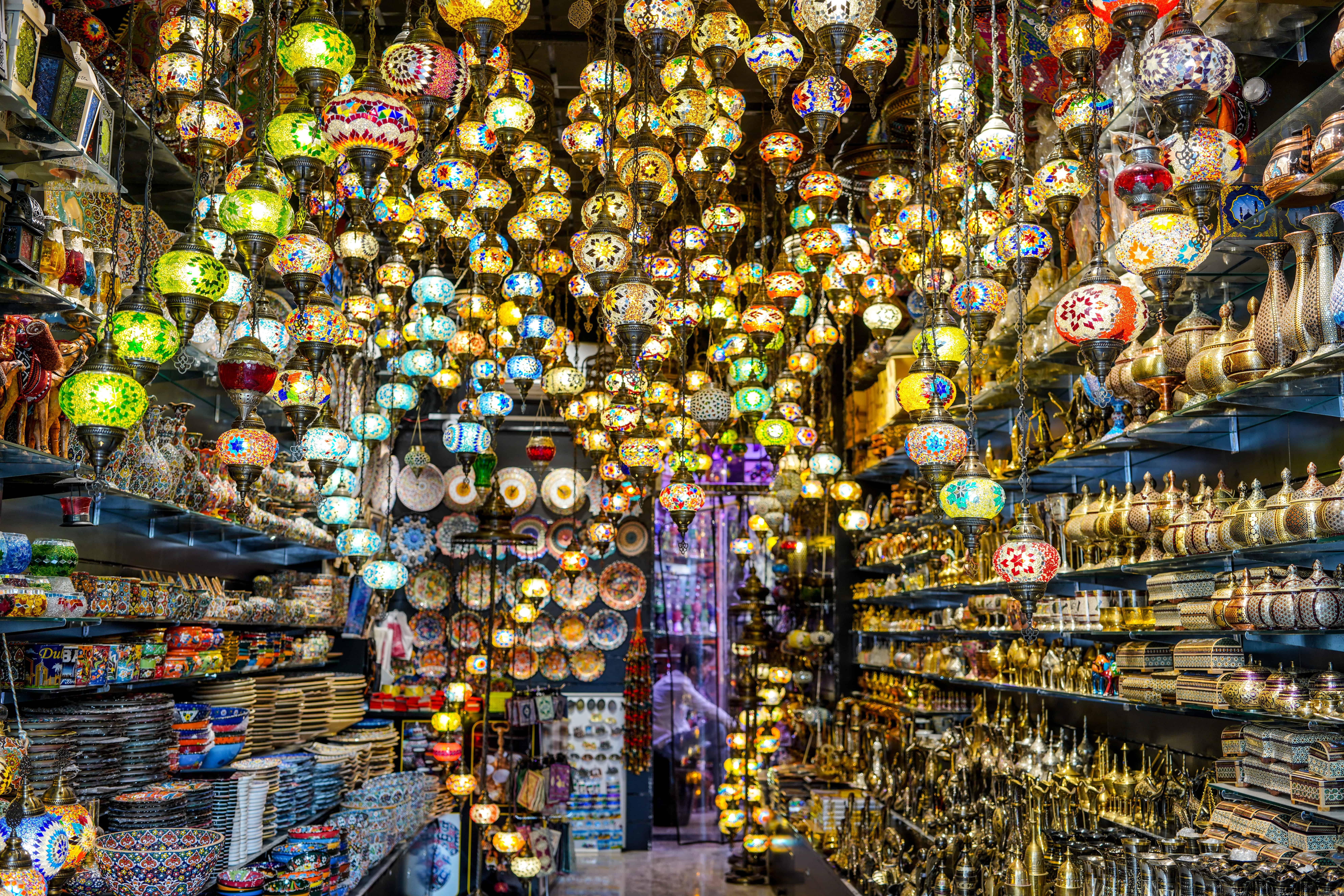 Lamp Store in Dubai