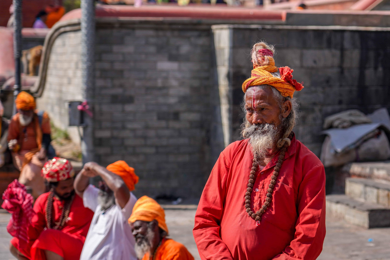 Shadhu Man